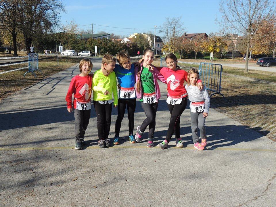 djeca 500m utrka